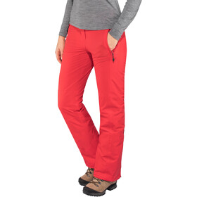Maier Sports Vroni Slim MTEX pantaloni stretch Donna, poinsettia